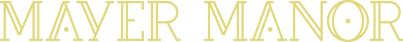 Mayer Manor Logo